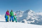 Winterwandern in Adelboden