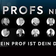 The PROFS NIGHT :: Dein Prof ist dein DJ