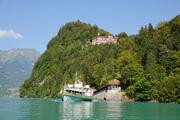 Dampfschiff Brienzer See