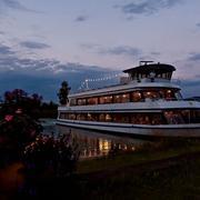 König-Ludwig-Abendfahrt auf dem Forggensee