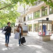 Shopping am Kurfürstendamm