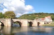 Weser Brücke bei Hann. Münden