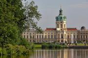 Schloss Charlottenburg mit Park