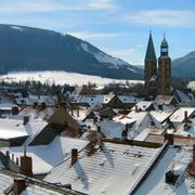 Goslar im Winter