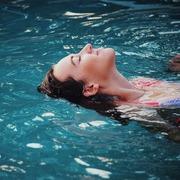 Schwimmerin Pexels