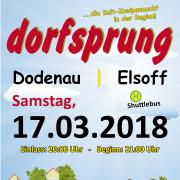 Dorfsprung 2018