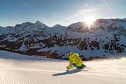 Skifahren in Adelboden