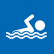 Wassergymnastik mit Robert