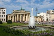Brandenburger Tor mit Umgebung