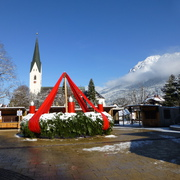 Adventszeit in Oberstdorf
