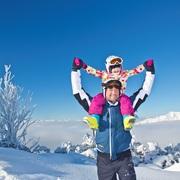 Spaß im Schnee für Groß und Klein im PillerseeTal