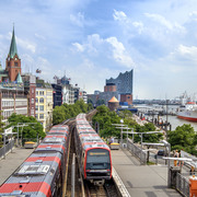 Landungsbruecken U-Bahn