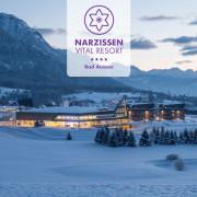 Narzissen Vital Resort – Solebad & Suitenhotel